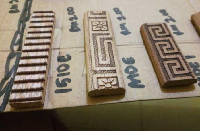 Kayu Nyatoh Skirting Other Design