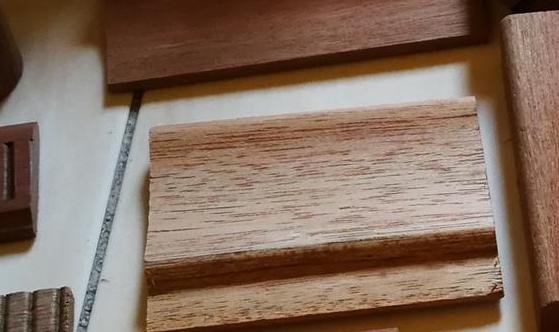 Kayu Nyatoh Wood Panel Tongue and Groove P106