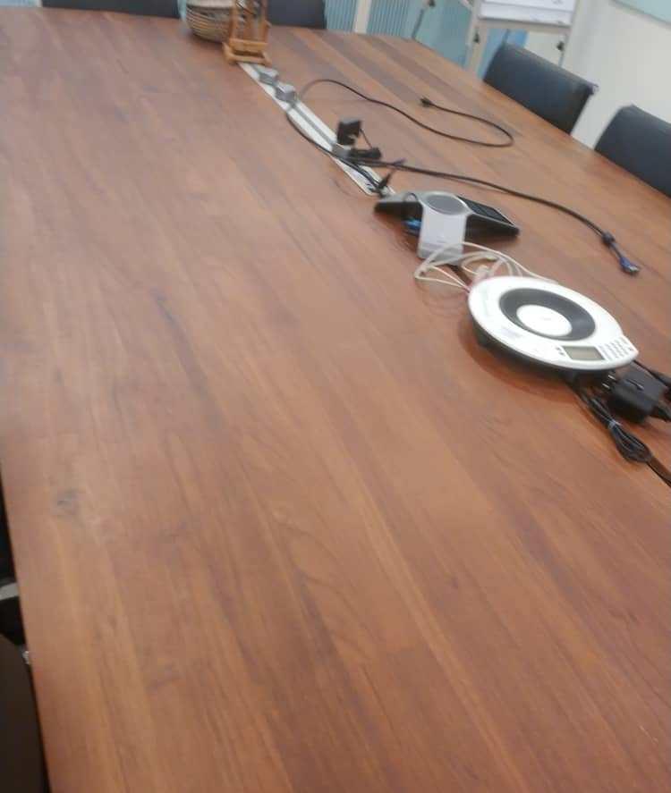 Laminated Kayu Nyatoh Panel 1800mm(L) x 1490mm(W) x 40mm(T)