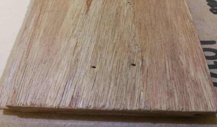 Kayu Nyatoh Wood flooring P401