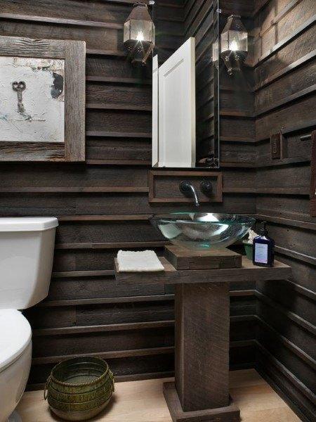 dark-wood-wainscoting-ideas-bathroom