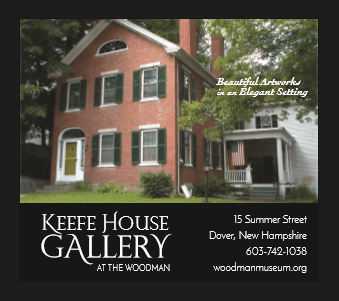 Keefe House Gallery Logo