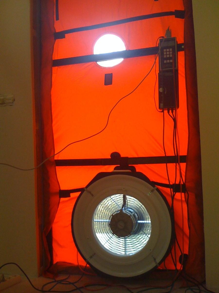 Rõhutest_blower-door