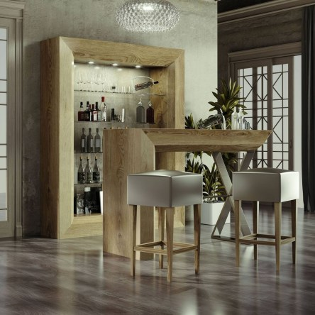 Bar WNL9 – Spanish Rustic Bar Set