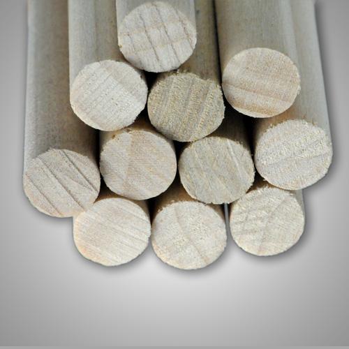 1 wooden dowel