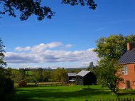 OCT: farm land; Waterford, VA