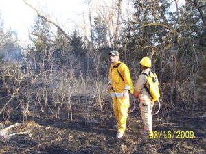 Shelton River Fire
