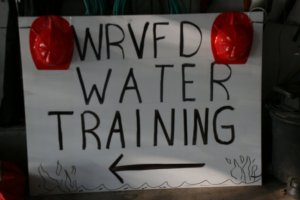Water Training 2012