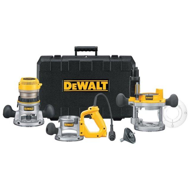 Dewalt DW618B3 Review - Wood Router Reviews