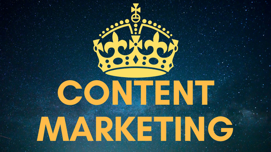 [INFOGRAPHIC] Why Content Marketing is King in 2018: Your 10 Must-Know Stats
