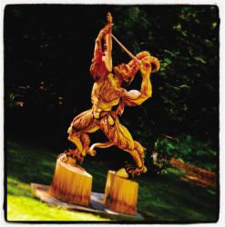 Chris Foltz Wood Carving Tools 1