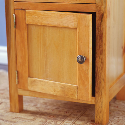 Classic Night Stand Woodworking Plans WoodShop Plans