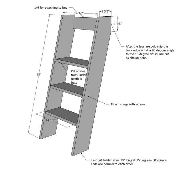 clubhouse bed woodworking plans - WoodShop Plans