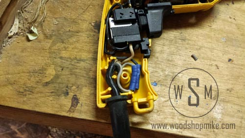Dewalt DW100, Electrical Repair