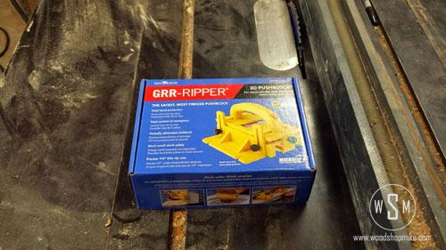 GRR-RIPPER, Packaging