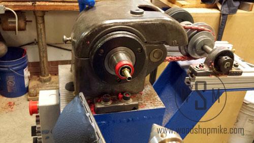 Vacuum Adapter, Testing New Configuration