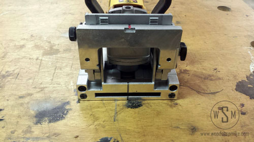 682k Cutting Face, plate joiner review