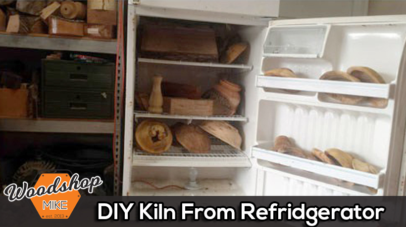 DIY Kiln From Refridgerator