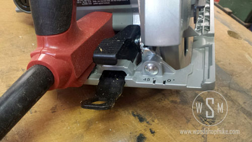 Depth Lock, Skilsaw SPT 67 WL-01
