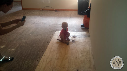baby-helper-our-fix-it-up-house-removing stairs
