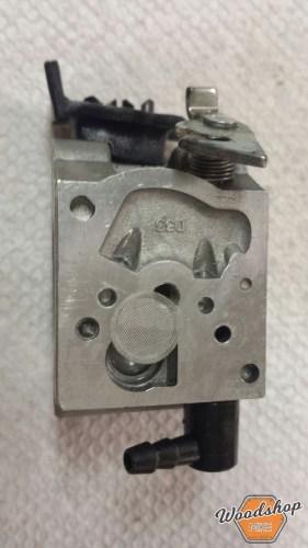 Freshly Cleaned-carburetor rebuild