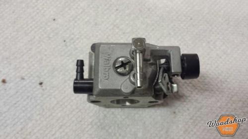 Reassembly 8-carburetor rebuild