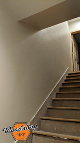 Painting, Building Stairs