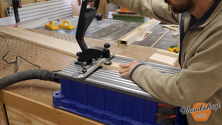 Kreg Foreman Face Frame DIY Farmhouse Platform Bed