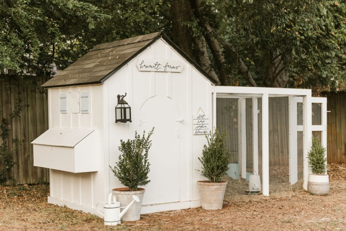 DIY Chicken Coop-ShelbyRaePhotographs