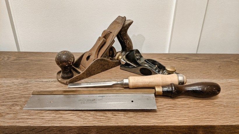 How to Maintain and Sharpen Hand Tools