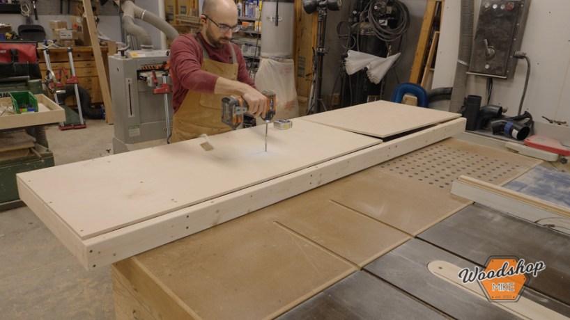 sheathing a 2x4 frame