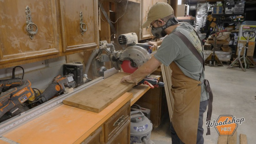 how to use a chop saw, building fine furniture