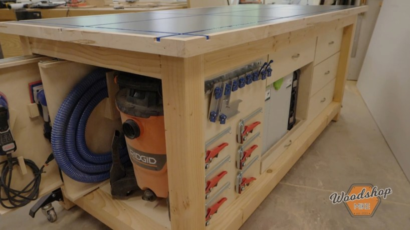 How to Build a Mobile Workbench