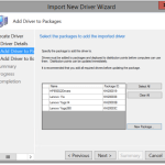 Add driver package