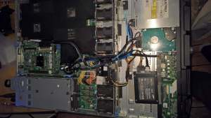 Dell R410 with two additional drives