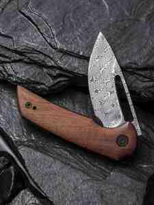 Civivi Odium Damascus Knife