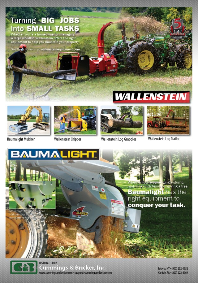 Exhibitors Ads and Links - NYS Woodsmen's Field Days