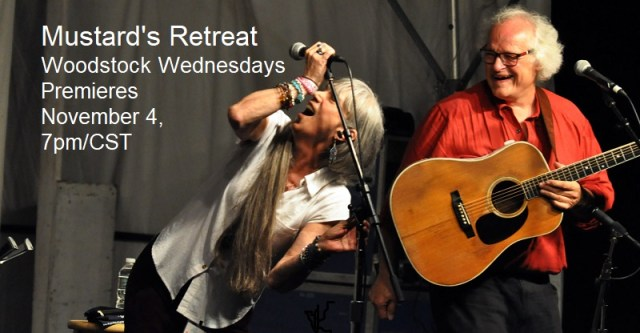 Mustard's Retreat | Woodstock Wednesdays | Premieres November 4, 7pm/CST