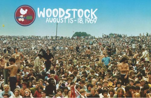 the real woodstock story