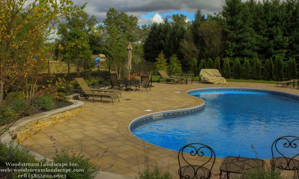 pool design & installation Rochester NY