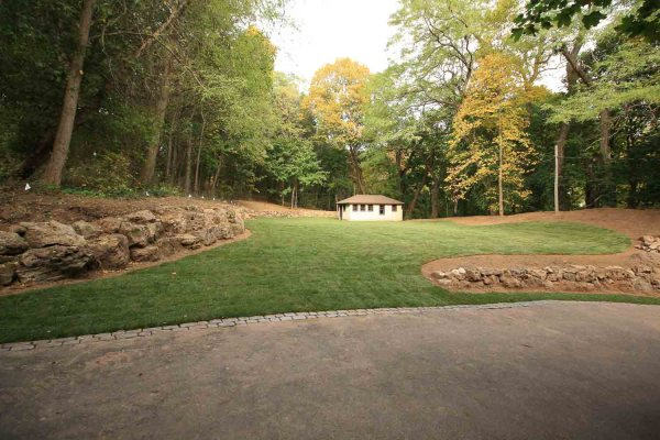 Landscape Renovation Brighton NY
