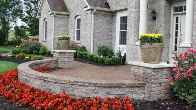 Landscape Design Fairport- Penfield-Webster NY
