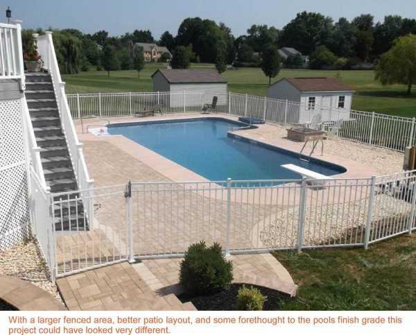 Pool design Rochester