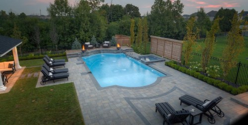 pool design pool installation Rochester NY