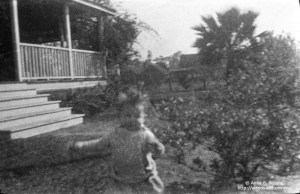 David Morgan Wright children at Agricola, Florida, 1925