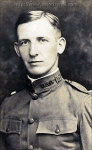 1st Lt. David Morgan Wright, 114th Engineers, American Expeditionary Forces
