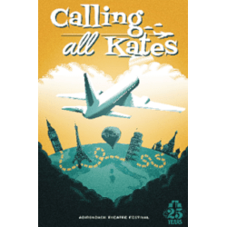 Poster for ATF Show Calling All Kates