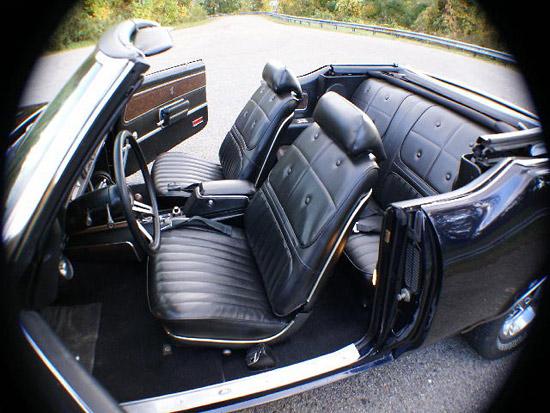 1970 Olds Cutlass Supreme 442 W 30 Convertible Woodward