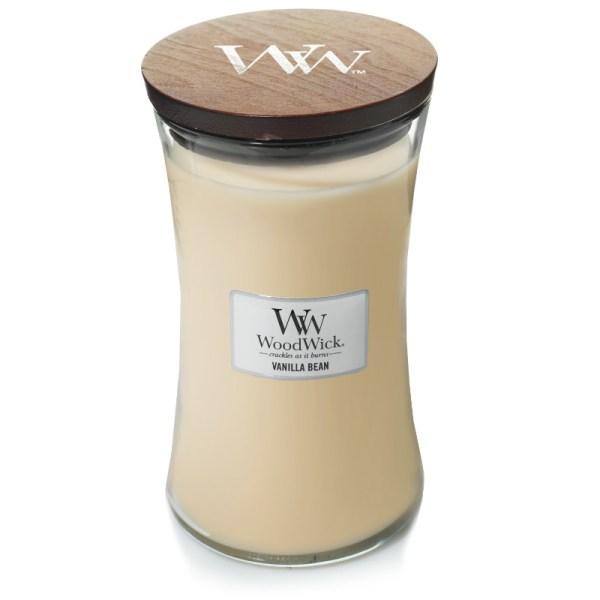 93112 Vanilla Bean Large Jar silho