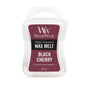 Black-Cherry-57100e WoodWick Mini Wax Melt
